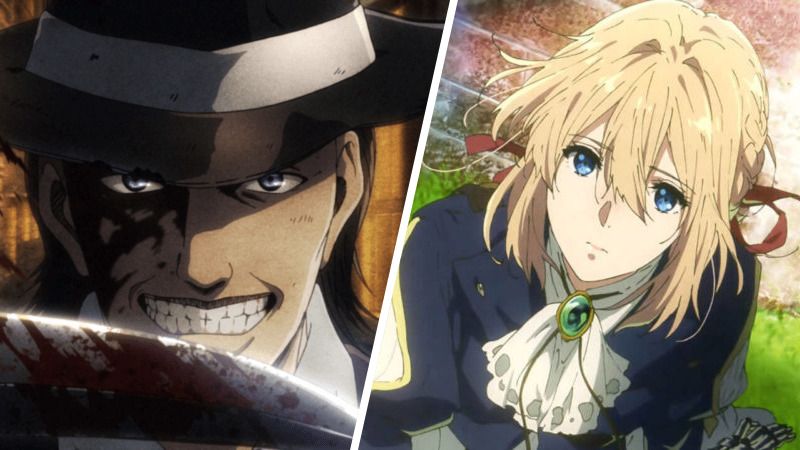 10 Karakter Anime Paling Berkesan Di Tahun 2018!