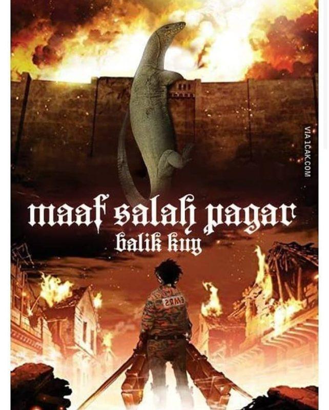 1065122 Biawak Poster Film Viral