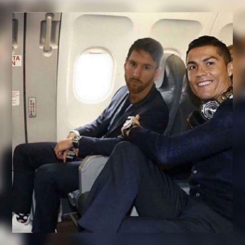 12 Meme Messi Dan Ronaldo Pulang Kampung Setelah Kalah Di Piala Dunia Ini Dijamin Bikin Ngakak! 8