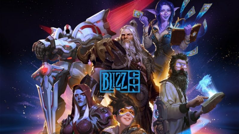 3594657 Blizzcon 2019 Keyart by: Blizzcon Gamespot
