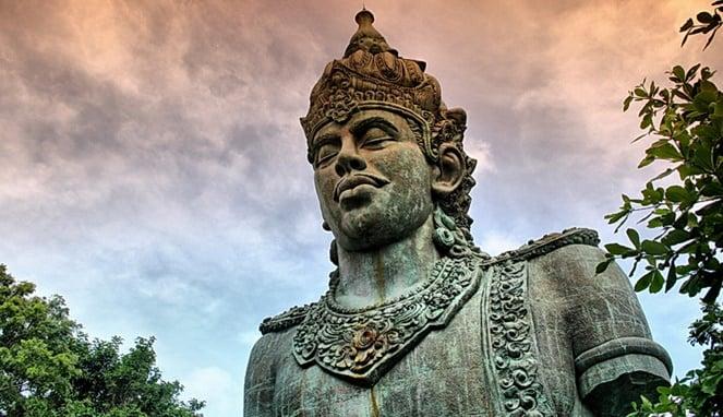 5 Fakta Tentang GWK, Monumen Terbesar Di Indonesia Yang Bakal Kalahkan Patung Liberty Milik AS! Fenomena Mistis