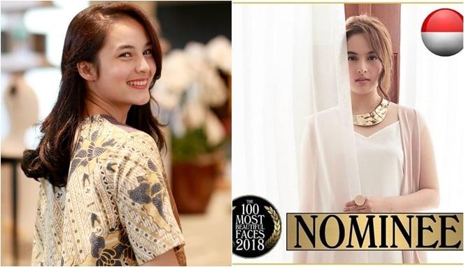 6 Seleb Asal Indonesia Ini Masuk Nominasi Wajah Tercantik Dan Tertampan 2018 Versi TC Candler! Chelsea Islan