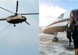 750xauto 3 Orang Indonesia Tajir Banget Berangkat Kerja Naik Helikopter 190528u