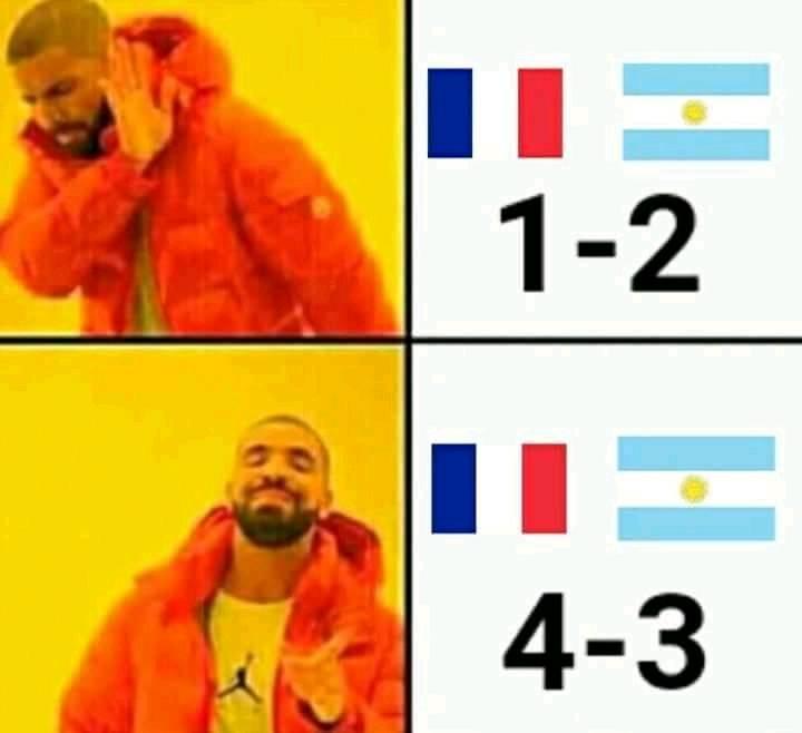 8 Meme Lucu Kekalahan Argentina Vs Perancis Ini Dijamin Bikin Ngakak! 1