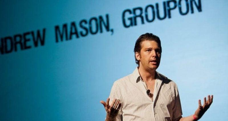 Andrew Mason Groupon Min
