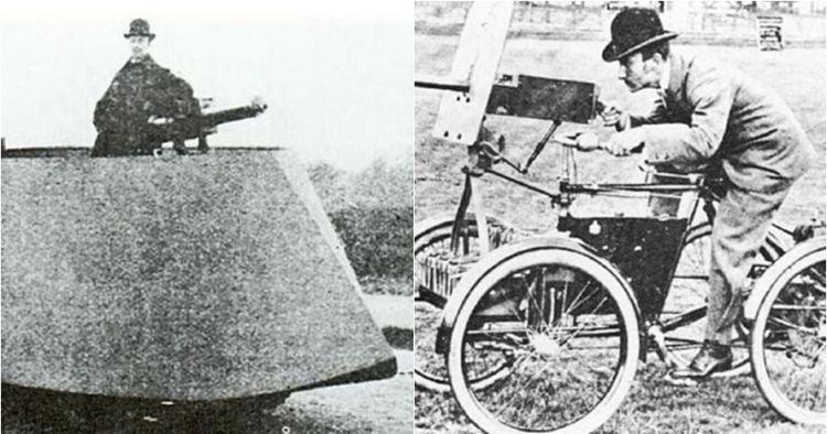 Aneh Banget! Inilah 11 Bentuk Kendaraan Militer Perang Dunia I, Dijamin Bikin Ngakak! Dafunda Com