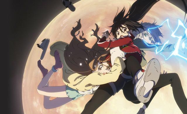 Anime Blackfox