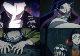 Anime Demon Slayer Kimetsu No Yaiba Mengungkapkan 4 Anggota Seiyuu Baru