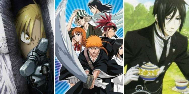 Anime Fantasy Terbaik By Dafunda Otaku