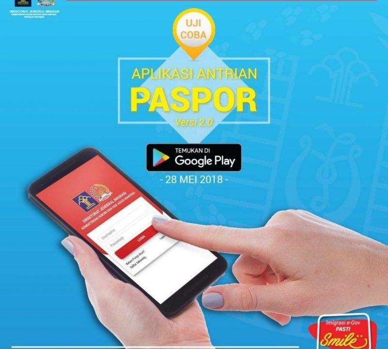 Aplikasi Paspor Online Min