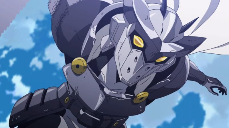 Armor Terkuat Di Anime 1