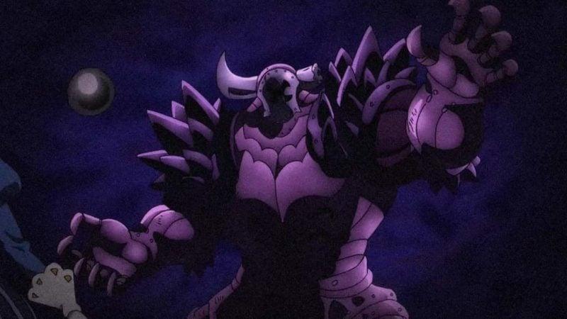 Armor Terkuat Di Anime 3