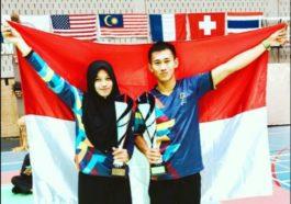 Atlet Pencak Silat Suami Istri Ini Sumbang Emas Di Asian Games 2018 Untuk Indonesia! Dafunda Gokil