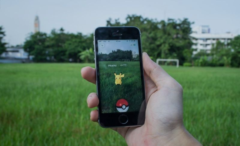 Augmented Reality Hiburan Pokemon Go Min