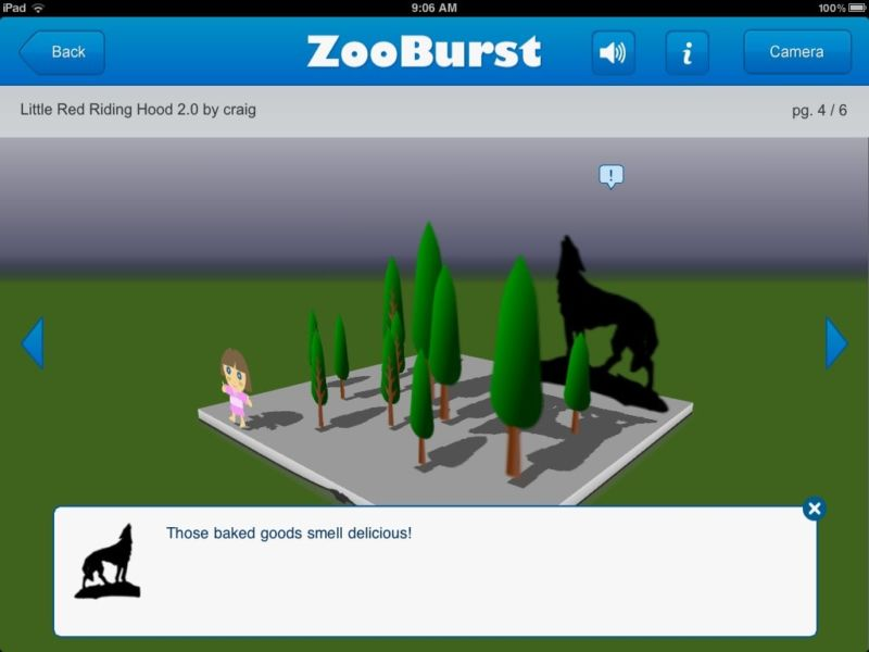 Augmented Reality Pendidikan Zoo Burst Min