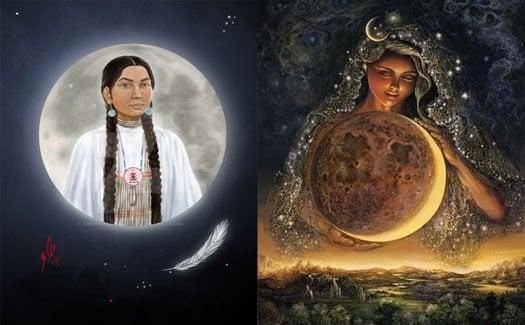 Beginilah Asal Mula Terjadinya Siang Dan Malam Menurut Kisah Mitologi Dunia! Suku Lakota Mesir
