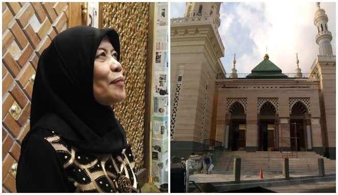 Beginilah Kisah Haru Perjuangan Wanita Yang Berjualan Ayam Agar Bisa Bangun Masjid Di Kampungnya! Dafunda Gokil