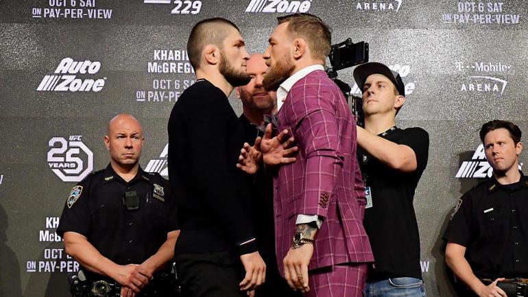 Berbuat Rasis, 5 Momen McGregor Rendahkan Khabib Nurmagomedov Sebelum Kalah Telak Di UFC! Dafunda Gokil