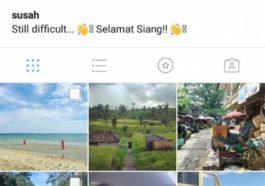 Bikin Ngakak! Punya IG Dengan Nama 'Susah' Bule Ini Kesal Karena Banyak Di Tag Warga Indonesia Dafunda Gokil