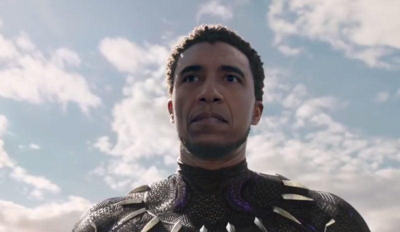 Black Panther Obama