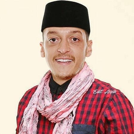 Bukan Main, Beginilah Jadinya Jika 10 Selebritis Dunia Tinggal Di Indonesia, Khas Banget! Mesutz Ozil