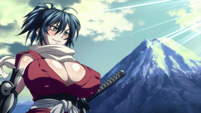 Cewek Dengan Oppai Besar Di Anime Dafunda Otaku