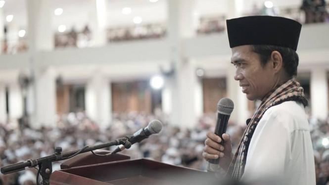 Cocok Tapi Nolak, Inilah 5 Hal Yang Bikin Ust. Abdul Somad Dipilih Maju Cawapres 2019! Ceramah Yang Ramah