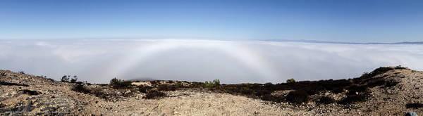 Dari Indah Hingga Menakutkan, Inilah 10 Fenomena Langit Paling Heboh Di Dunia! Pelangi Bewarna Putih
