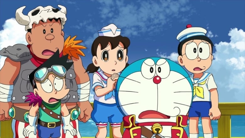 Doraemon The Movie #DafundaOtaku