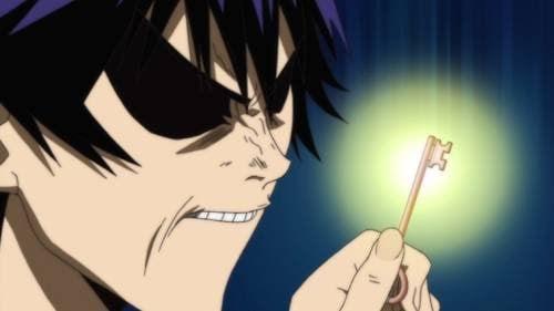 Ekspresi Konyol Di Anime Dafunda Otaku