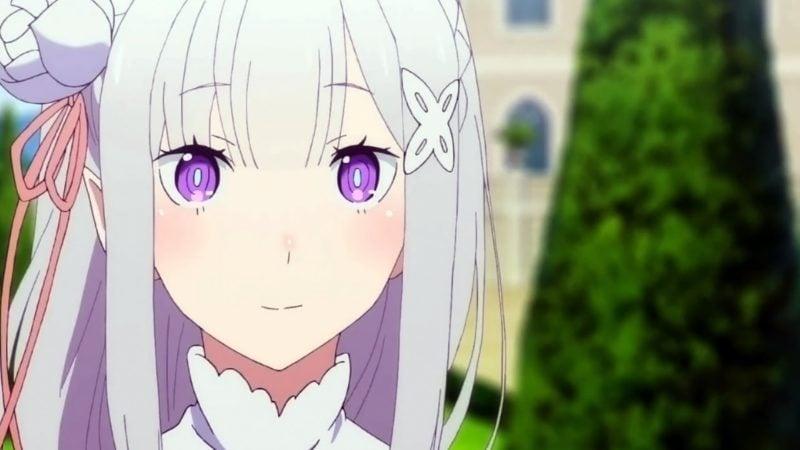 Emilia (Re Zero Kara Hajimeru Isekai Seikatsu)