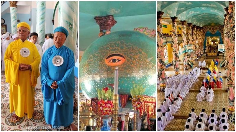 Fakta Tentang Cao Dai Temple, Agama Penyembah Dajjal Di Vietnam! Dafunda Com