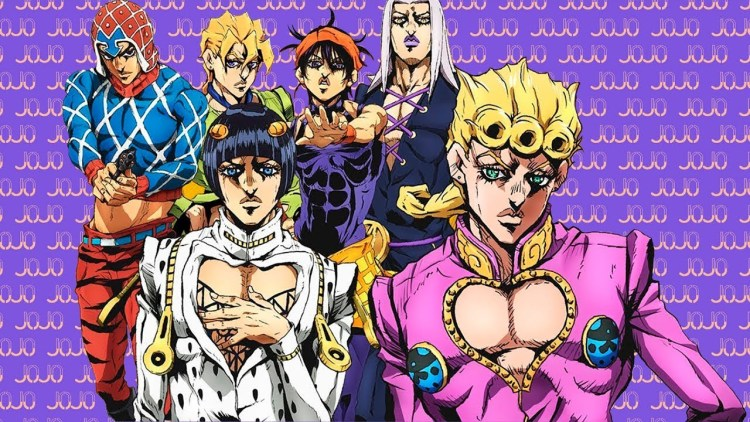 Fighting Gold (JoJo No Kimyou Na Bouken Ougon No Kaze)