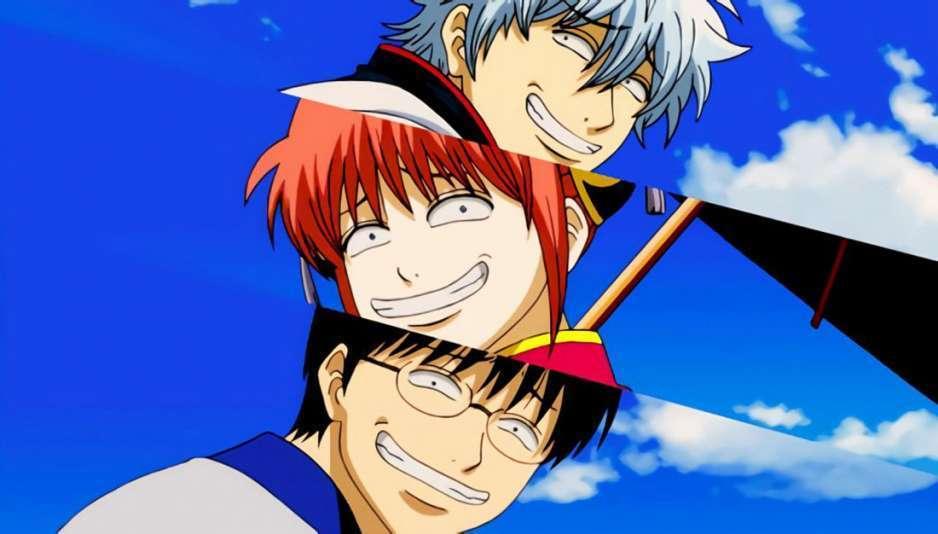 Film Anime Terbaru Gintama Adaptasi Manga