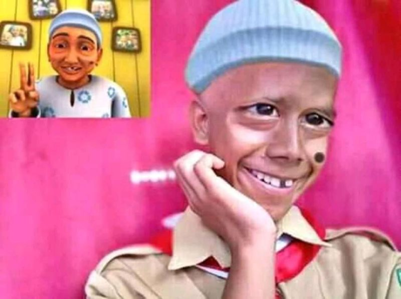 Foto Editan Kocak Anak Pramuka Ini Bikin Ngakak! 5 Dafunda Gokil