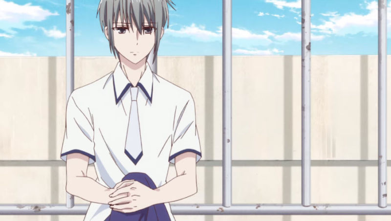 Fruits Basket Cour 2 Anime