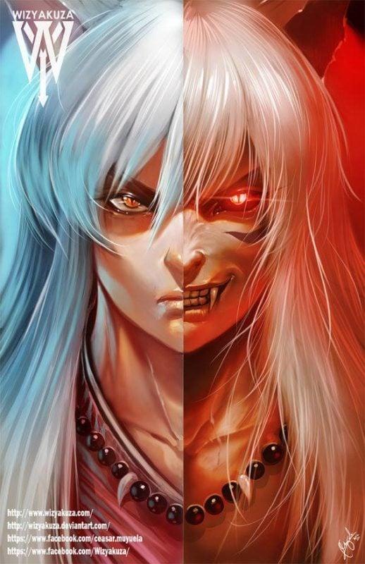 Gambar Fanmade Anime Overpower Yang Keren! Dafunda Otaku 7