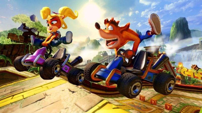 Game Legendaris Yang Jika Dimainkan Pakai Cheat Jadi Makin Seru Crash Team Racing