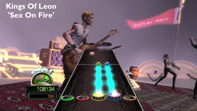 Game Legendaris Yang Jika Dimainkan Pakai Cheat Jadi Makin Seru Seri Guitar Hero