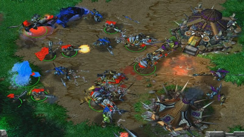 Game Legendaris Yang Jika Dimainkan Pakai Cheat Jadi Makin Seru Warcraft 3