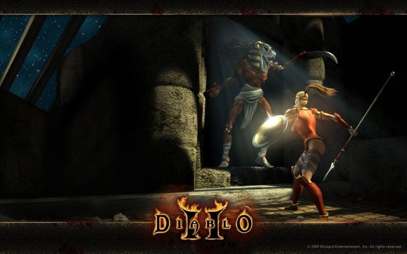 Game PC Jadul Terbaik Diablo 2