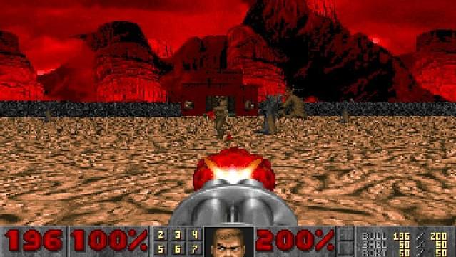 Game PC Jadul Terbaik Doom