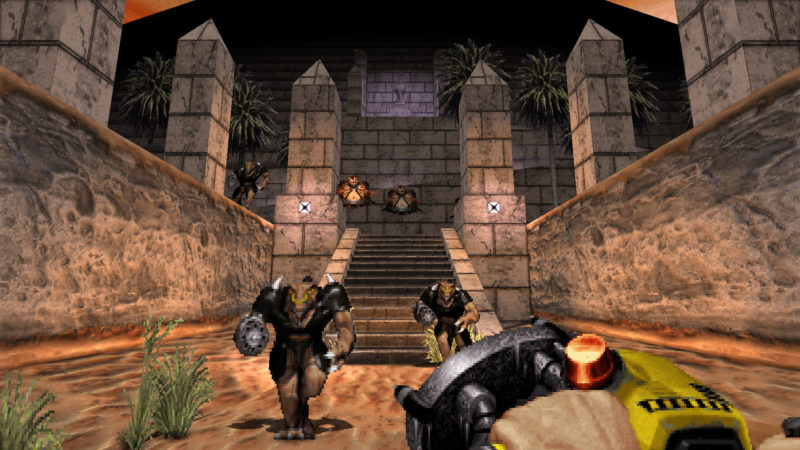 Game PC Jadul Terbaik Duke Nukem 3D