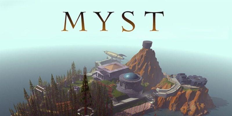 Game PC Jadul Terbaik Myst