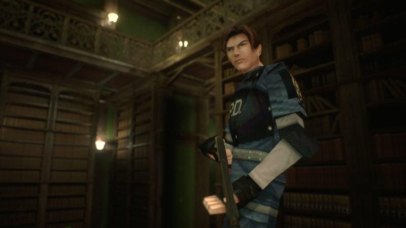 Game PC Jadul Terbaik Resident Evil 2