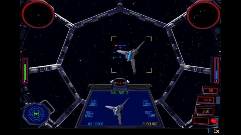 Game PC Jadul Terbaik TIE Fighter