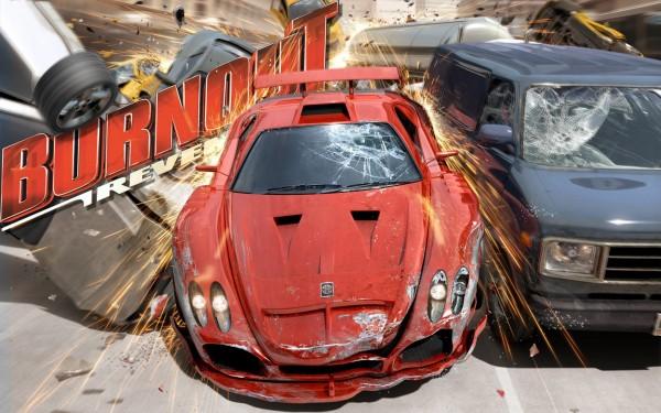 Game Racing PS2 Terbaik Burnout Revenge