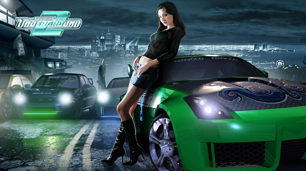 Game Racing PS2 Terbaik Need For Speed Underground 2