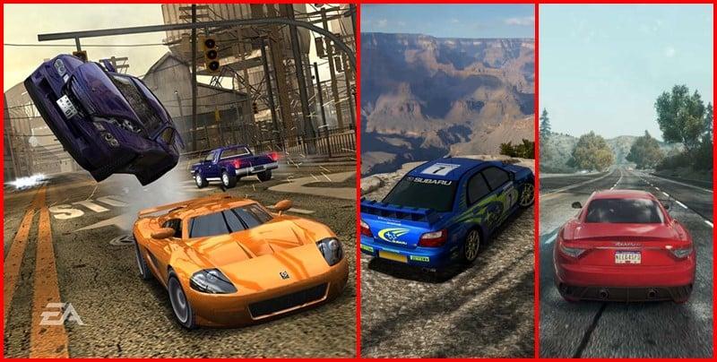 Game Racing PS2 Terbaik