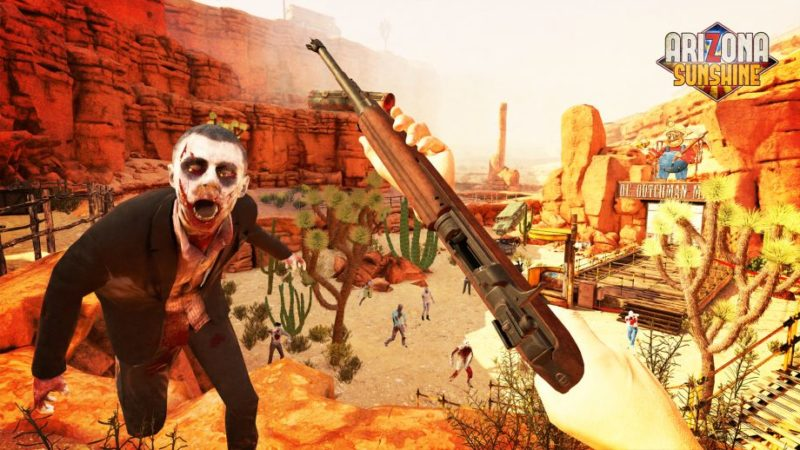 Game Virtual Terbaik Arizona Sunshine